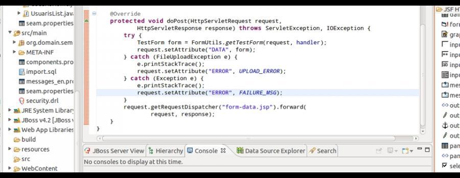 Enginyeria del programari i desenvolupament d'aplicacions